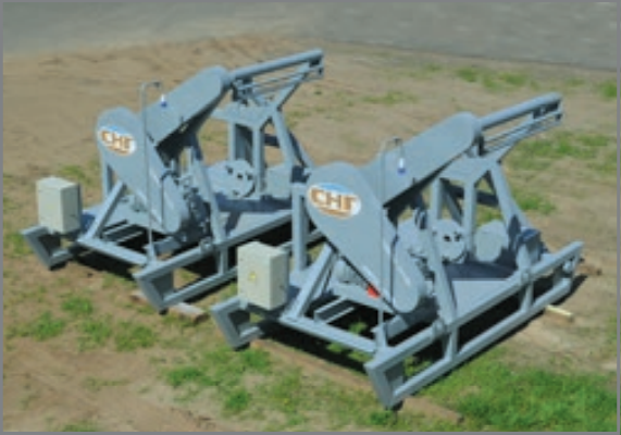 Cable coiling and uncoiling Unit «UNRK-2000»