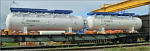 Gas separators GS